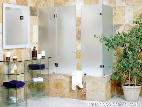 Cabinas De Baño En Vidrio:Fotos de cabinas para baño en vidrio templado y en acrílico en